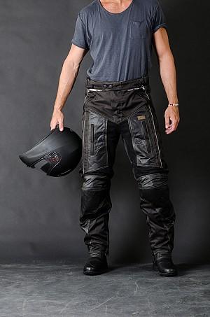 Alive V2 Leather mc byxa