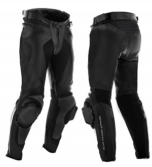 ATA BLACKOD Leather MC SKINNBYXA 800123