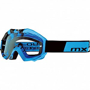 MX Force Magen Cube Motocross 143380300 Blue Goggles
