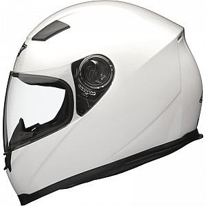 Shox Sniper White 64041003 mc hjälm