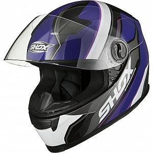 Shox Sniper Scope Purple 146522803 mc hjälm